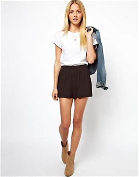 trendy ways  wear culottes
