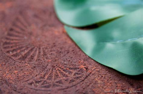Rost Effekt Farbe Selber Machen by Rost Effekt Farbe Patina Selber Machen Filizity