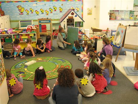 celebrating kathie hammer s 40 years of service to 385 | john knox cooperative preschool classroom 2
