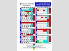 Calendario Escolar Curso 2017 2018 Ajuntament de Sant