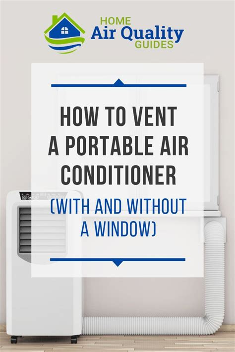 portable air conditioner venting options     window  images portable