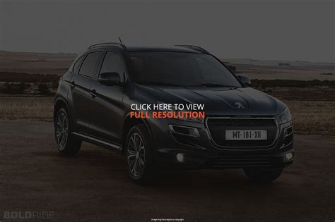 2018 Peugeot 4008 Pictures Information And Specs Auto