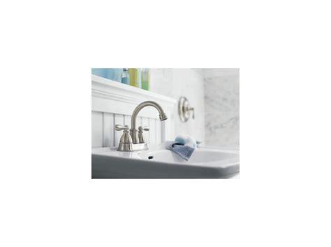 moen caldwell faucet ca84667srn faucet ca84667srn in spot resist brushed nickel by moen