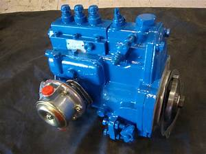 3000 3600 3610 4000 4100 4610 335 Ford Tractor Simms Fuel Injection Pump 3 Cyl