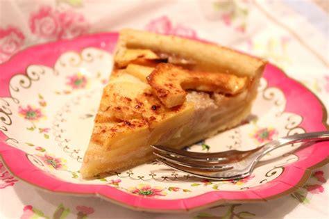 tarte aux pommes 224 l alsacienne pour ceux qui aiment cuisiner