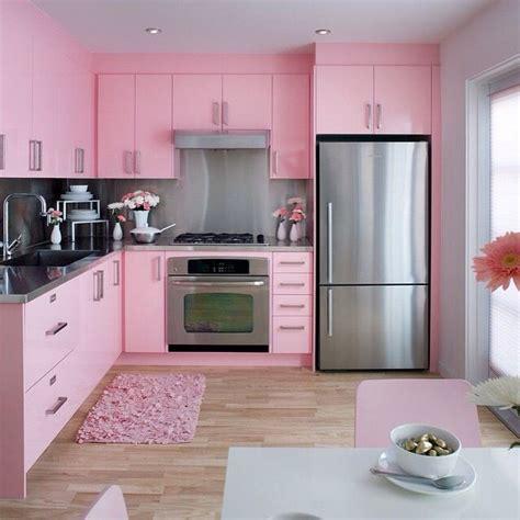 pink kitchen tablecloth pretty in pink kitchen bakery kitchen cuteness in 2019