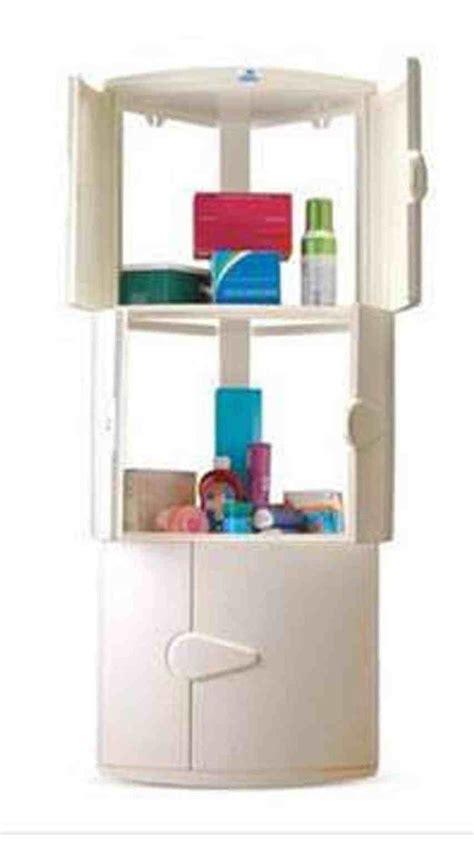 nilkamal bathroom corner cabinet full size