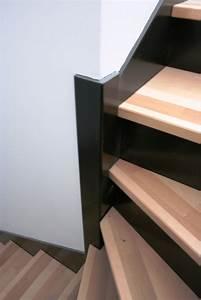 Marche Bois Escalier : nez de marche antiderapant escalier bois ~ Voncanada.com Idées de Décoration