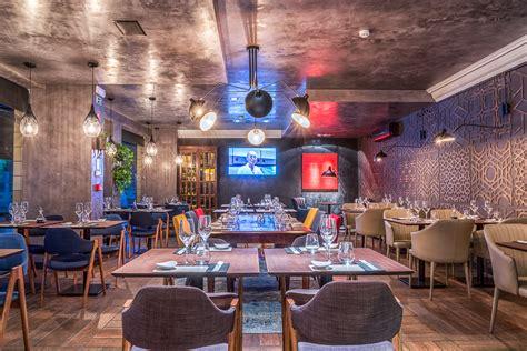 Innovative Bar Design hanaya sushi gin bar in lisbon by yaroslav galant