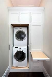 meuble superposition lave linge seche linge maison With meuble lave linge
