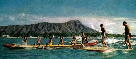 Canoes Surf by Steve West On The Roots Of Stand Up Paddling Sup Racer