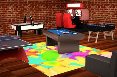 cool gaming room ideas game room games