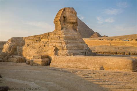 egypt safe  visit  kids travel shaun