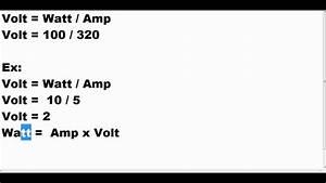 Watt Volt Ampere : watt volt e ampere youtube ~ A.2002-acura-tl-radio.info Haus und Dekorationen