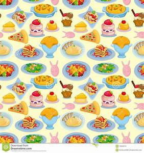 Cartoon Food Wallpaper - WallpaperSafari