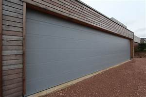 porte sectionnelle extra large smf services logismarketfr With porte garage sectionnelle grande largeur