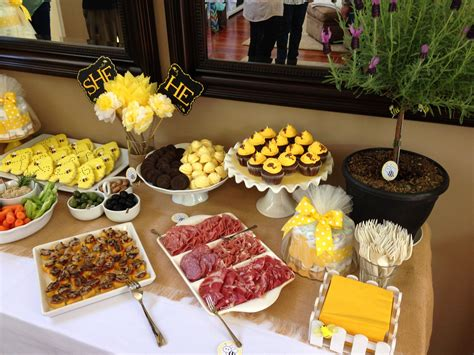 To plan a great gender reveal party, you should start by choosing a theme or object to help reveal the baby's gender to your party guests. Best 20 Finger Food Ideas for Gender Reveal Party - Home, Family, Style and Art Ideas