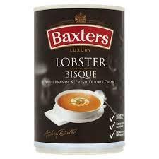 baxters soup royal game leek potato cockaleekie pea