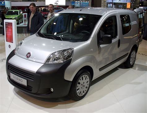 What Is A Fiat by Fiat Fiorino 2007