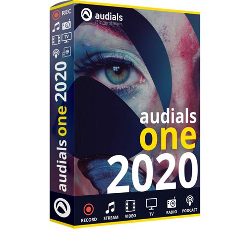 audials    leading  recorder