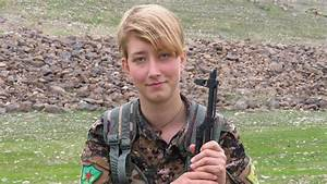 British woman killed fighting Turkish forces in Afrin ...