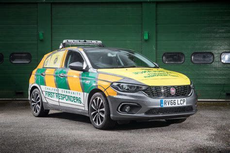 Government By Fiat by Fca Emergency Vehicles Granted Approval By Uk Government