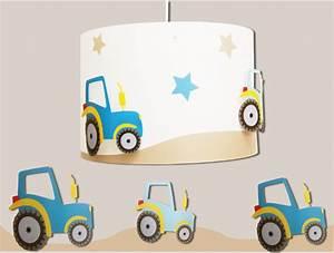 Suspension Chambre Enfant : suspension garon tracteurs fabrique casse noisette ~ Melissatoandfro.com Idées de Décoration