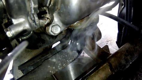 Cara Memperbaiki Pompa Oli Sing R by Cara Memperbaiki Radiator Motor Vario Yang Bocor Evolusioto
