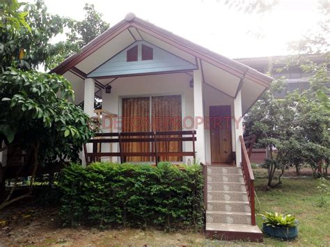 Cute Bungalow For Rent  Klong Son, Koh Chang