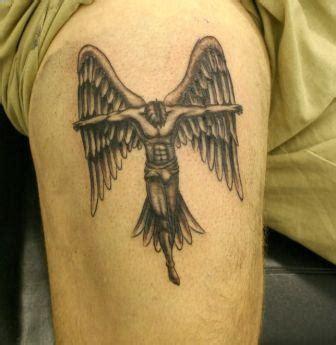Angel Tattoo Ideas And Angel Tattoo Designs  Page 67