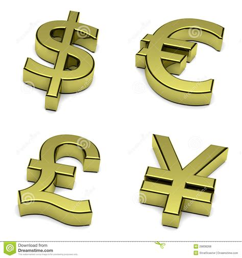 Dollar Euro Currency Symbol