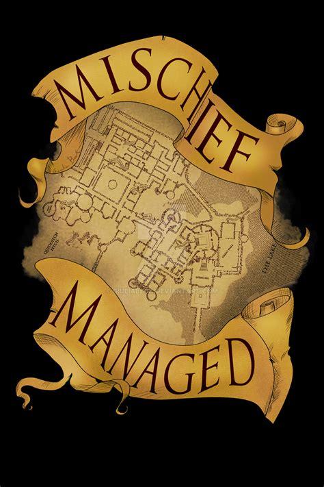 mischief managed  giuliabeck  deviantart