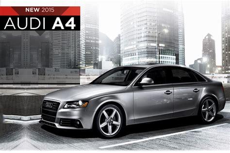 2015 Audi A4 Horsepower by New 2015 Audi A4 Audi Dealership In Wynnewood Pa