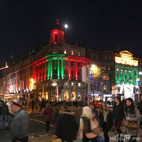 christmas lights in dublin a pretty happy home