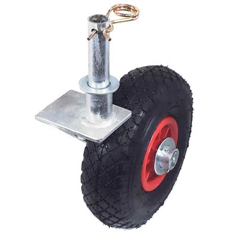 Boat Trailer Nose Wheel by Trolley Nose Wheel Deluxe Tridentuk