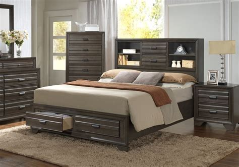 Bedroom Ls by Breckenridge Steel Bed Louisville Overstock Warehouse