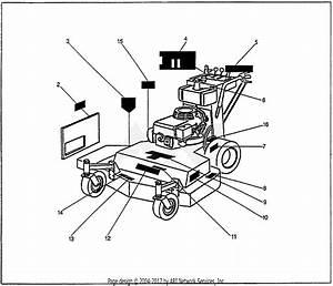 Honda Hrc7013 Zxa Commercial Mower  Jpn  Vin  Cph1