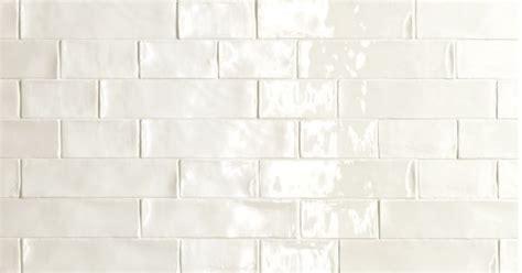 de fazio subway handmade white tile the way handmade