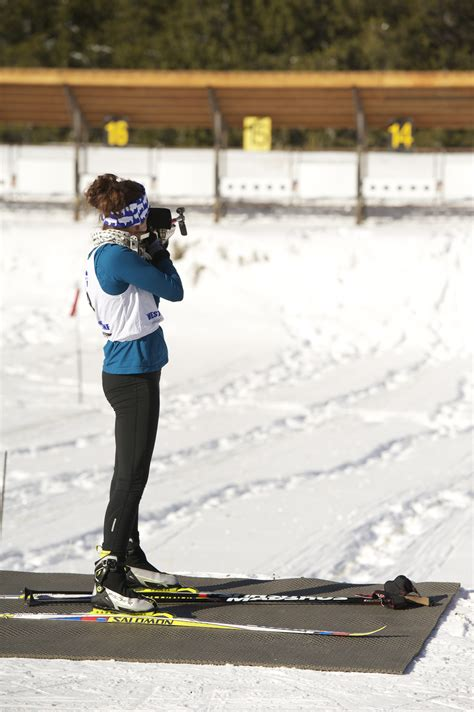 ski cuisine yellowstone hosts a biathlon and a winter event