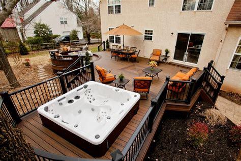 63 tub deck ideas secrets of pro installers designers