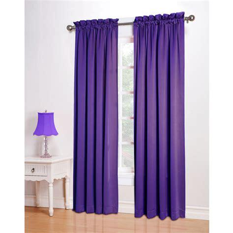 Walmart Room Darkening Curtains by Kylee Room Darkening Energy Efficient Curtain Panel