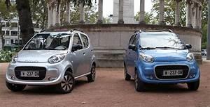 Auto Decines : lyon s automobile lance une petite voiture lectrique 7900 euros lyon 39 s automobiles ~ Gottalentnigeria.com Avis de Voitures