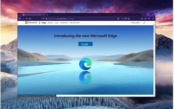Microsoft Edge screenshot #1