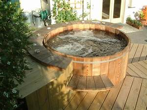 Cedar Hot Tub : gallery hot tub forest lumber cooperage ~ Sanjose-hotels-ca.com Haus und Dekorationen