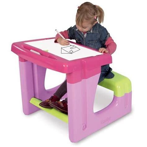 petit bureau ecolier smoby bureau enfant petit ecolier achat vente