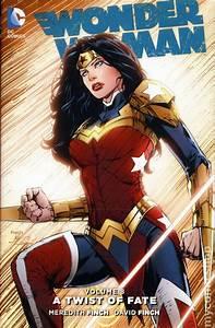 Wonder Woman HC (2012 DC Comics The New 52) comic books