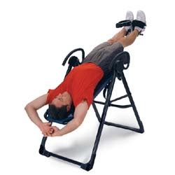 table that turns you upside down low back pain and sciatica treatment inversion therapy