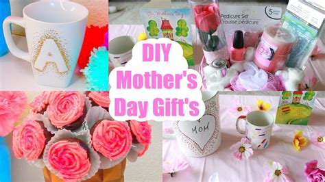 DIY Mother's Day Gifts Ideas ! Pinterest Inspired - YouTube