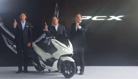 Pcx 2018 Inden by Inden All New Honda Pcx 150 Hari Ini Dikirim Februari