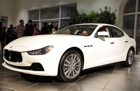 Maserati Cost by Fiat Launches Lower Cost Maserati At 68 000